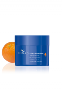 Body Cream Scrub SUNNY ORANGE